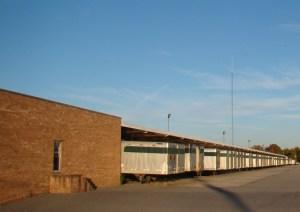 Truck terminal