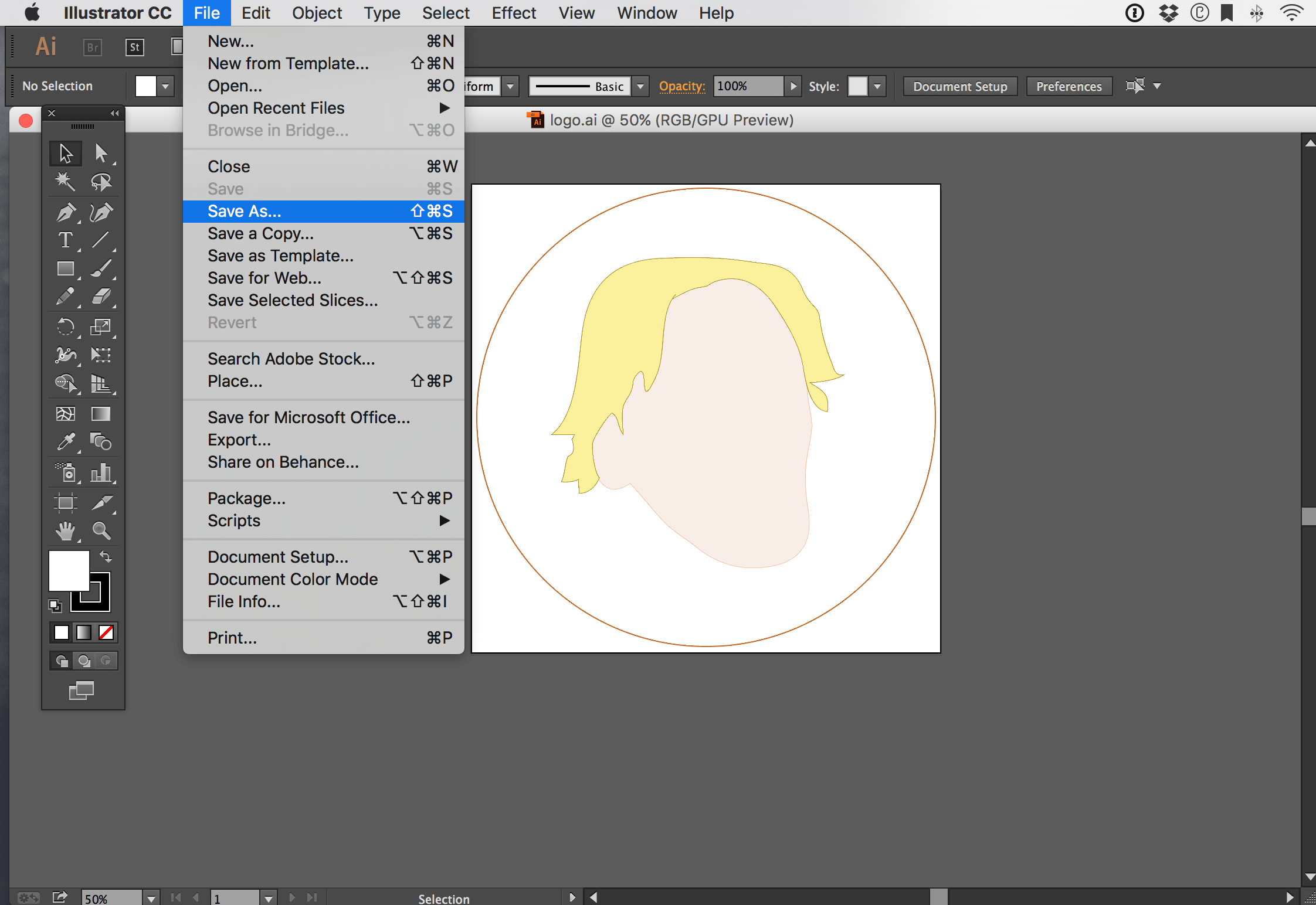 The Different Ways Of Getting Svg Out Of Adobe Illustrator Css Tricks