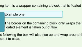display: flow-root