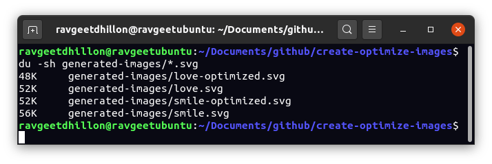 Converting and Optimizing Images From the Command Line