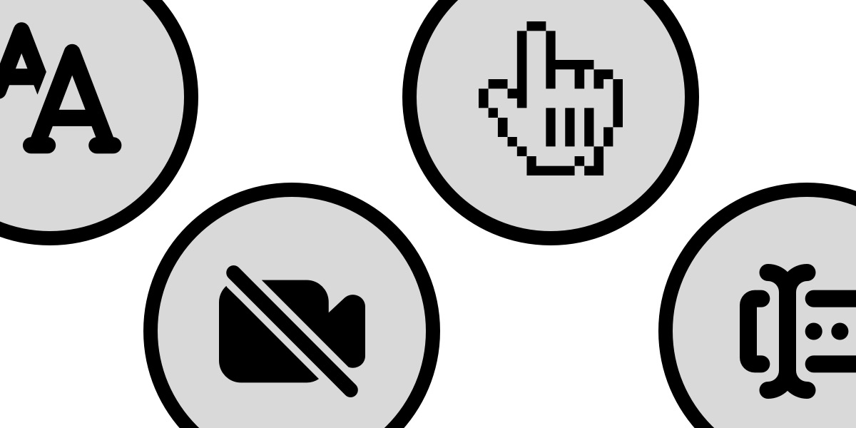 Weekly Platform News: WebKit autofill, Using Cursor Pointer, Delaying Autoplay Videos