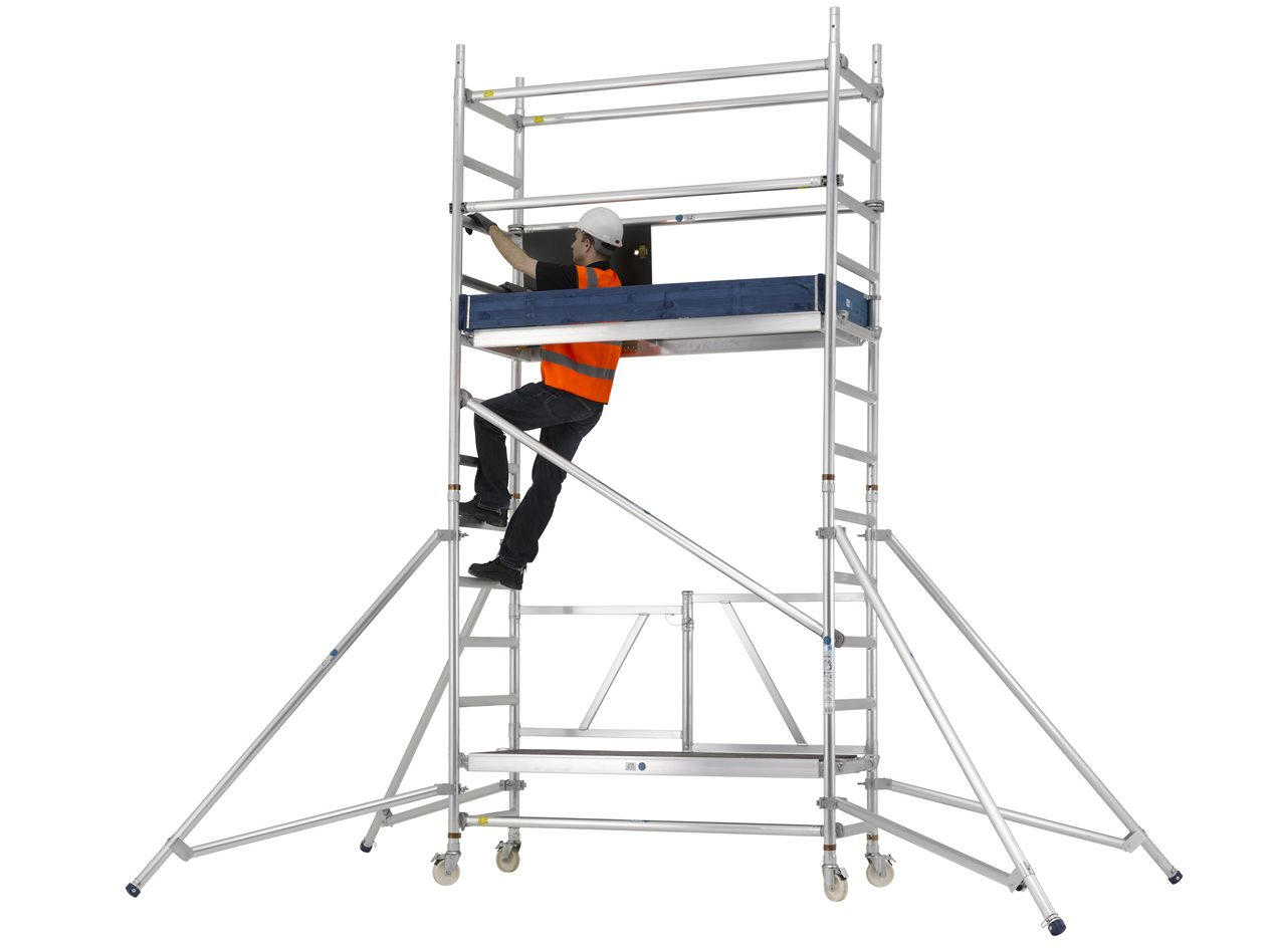 Mobile Scaffold Towers Css Worksafe