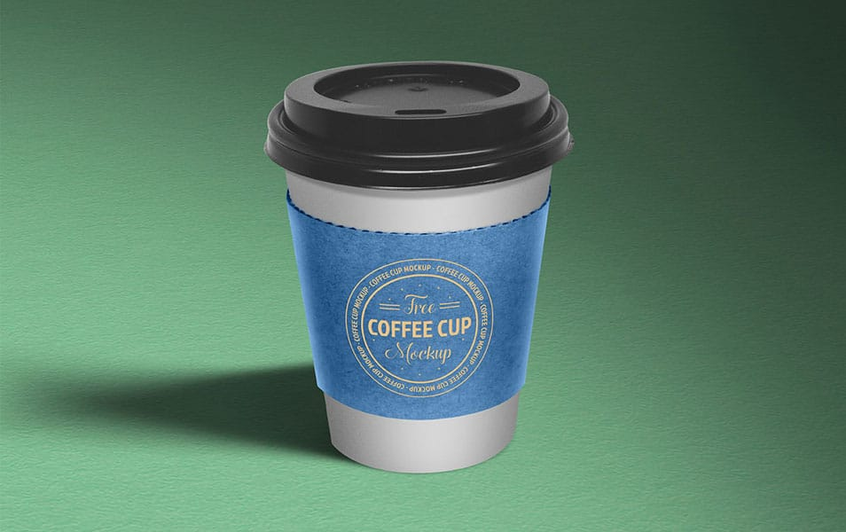 Download Free Paper Coffee Cup Mockup PSD » CSS Author