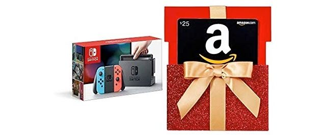 Switch and Gift Card