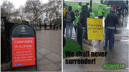 420: High'd Park, London, UK