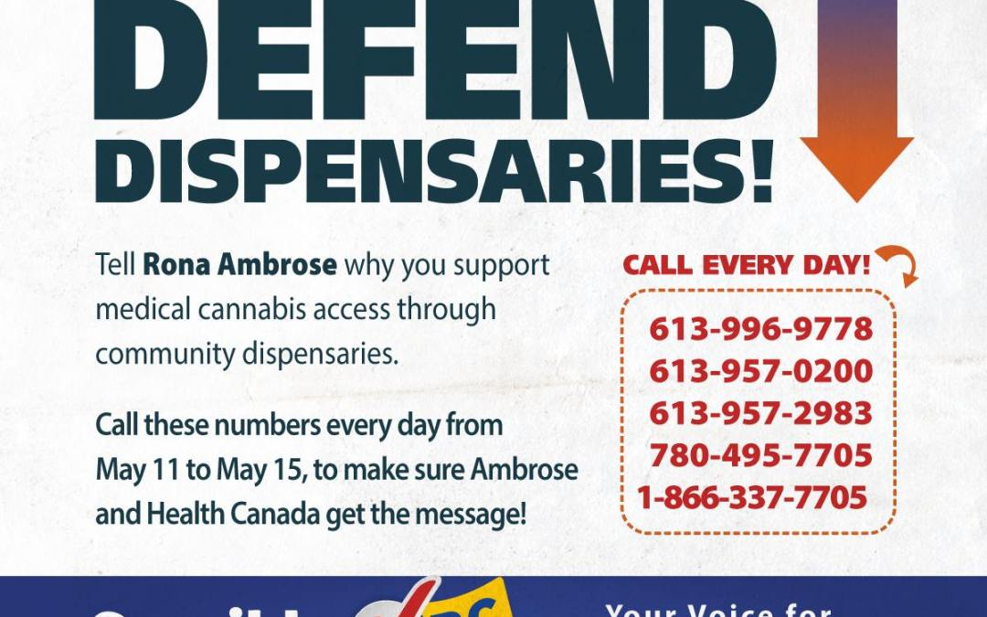 Defend Dispensaries