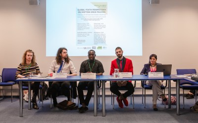 Before CND: Coming of Age in International Drug Policy