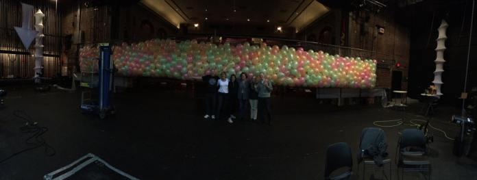 Balloon Drop- 11.11 Party