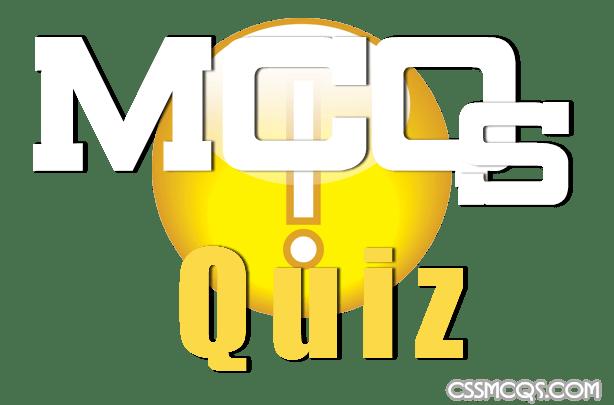 MCQs Quiz written at style