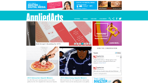 Applied Arts Mag