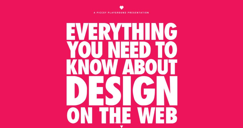 Everything About Design