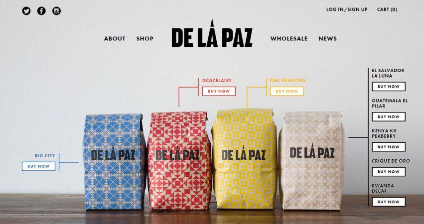 De La Paz Coffee