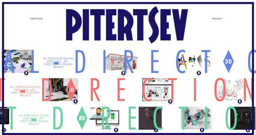 Pitertsev Portfolio