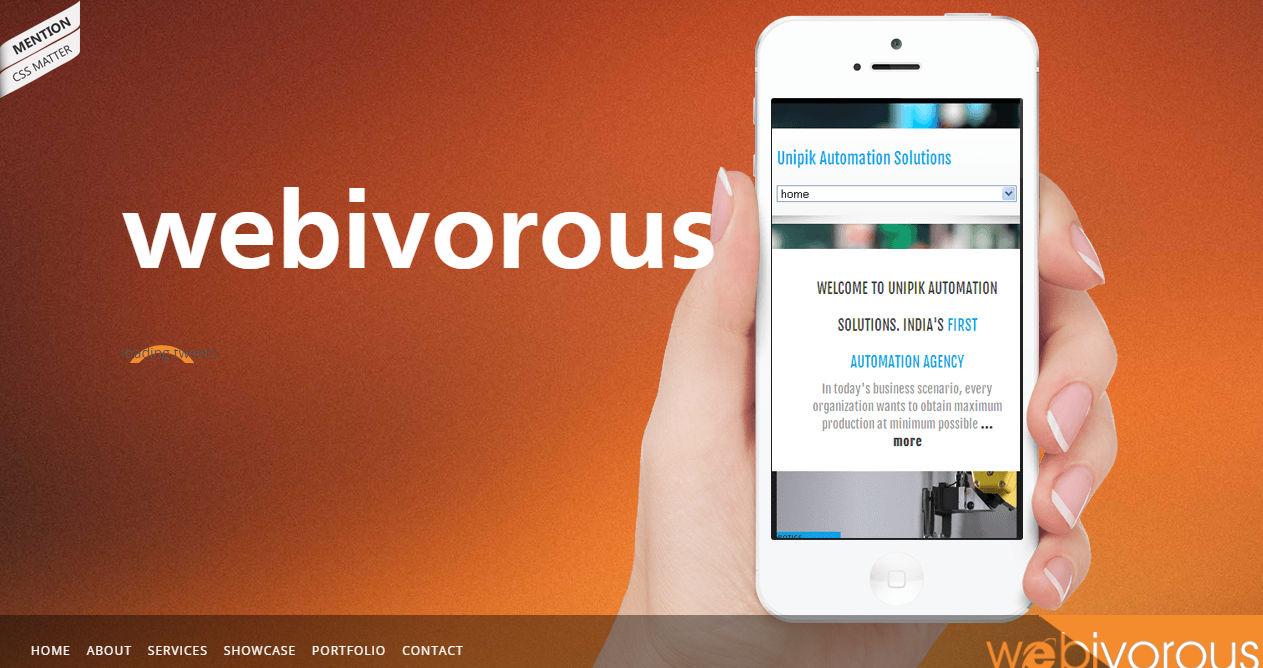 Webivorous