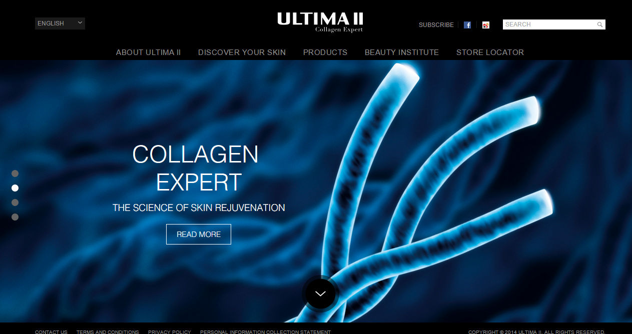 ULTIMA II- The Collagen Expert