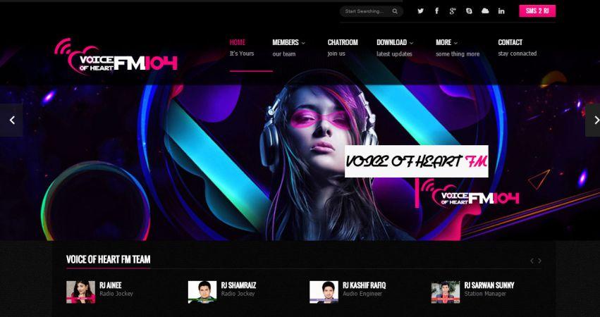 Voice of Heart FM