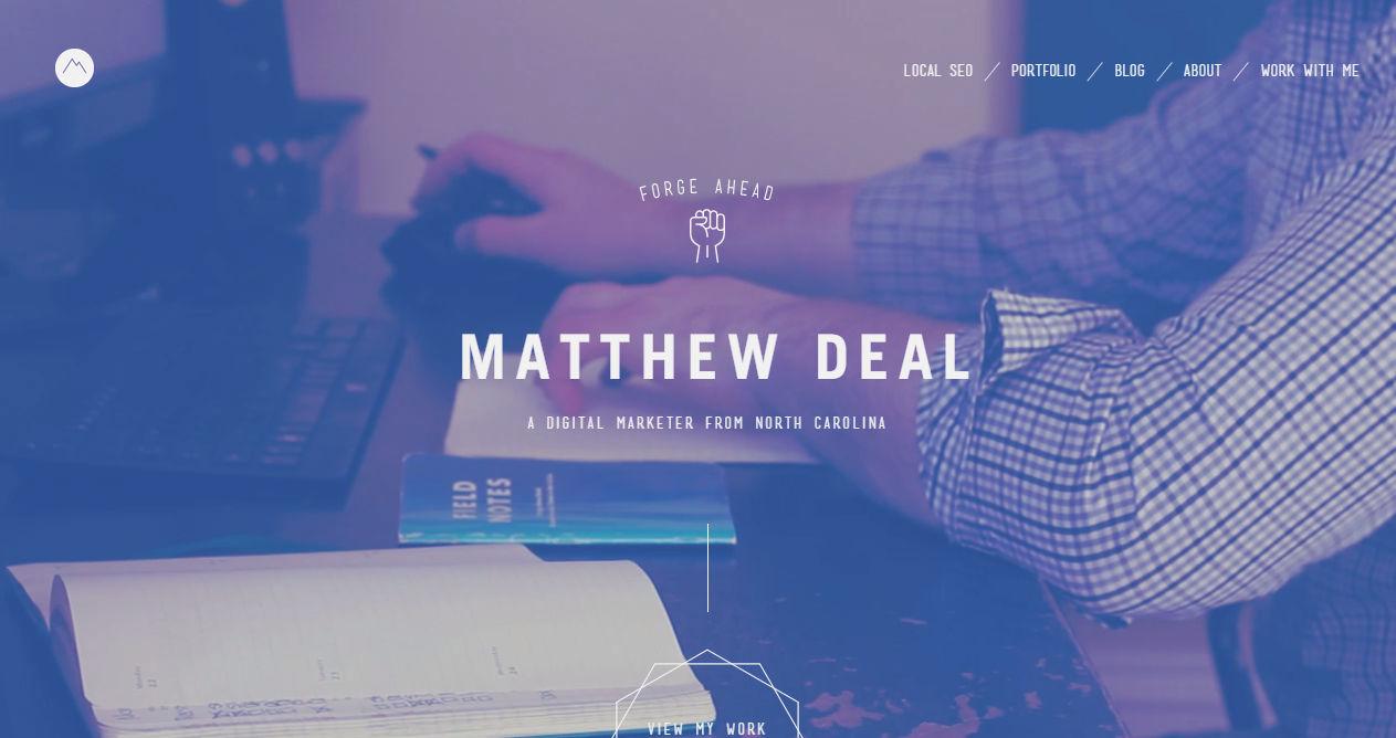 Matthew Deal