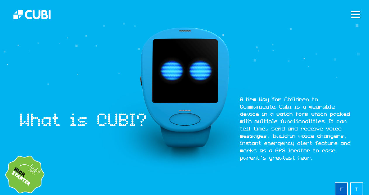 CUBI Communicator