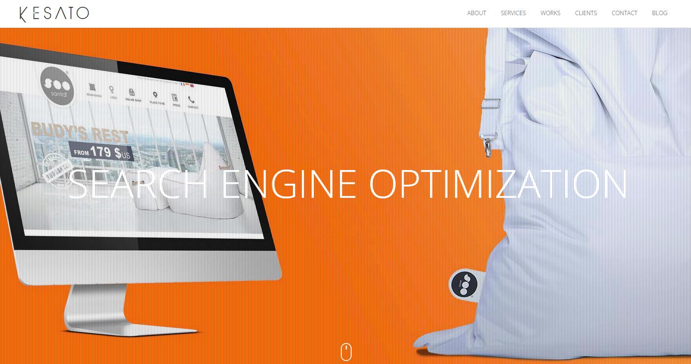 Kesato Bali Web Design Agency