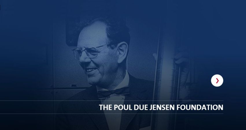 The Poul Due Jensen Foundation