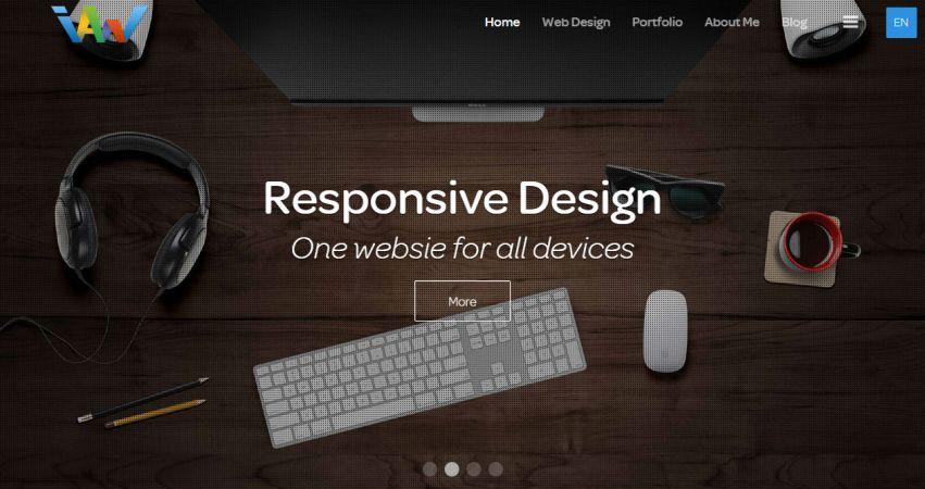 Kreativan Web Design