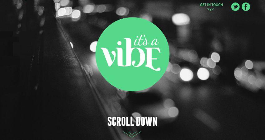 It's @ Vibe