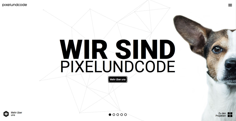 Pixelundcode Digital Design Studio