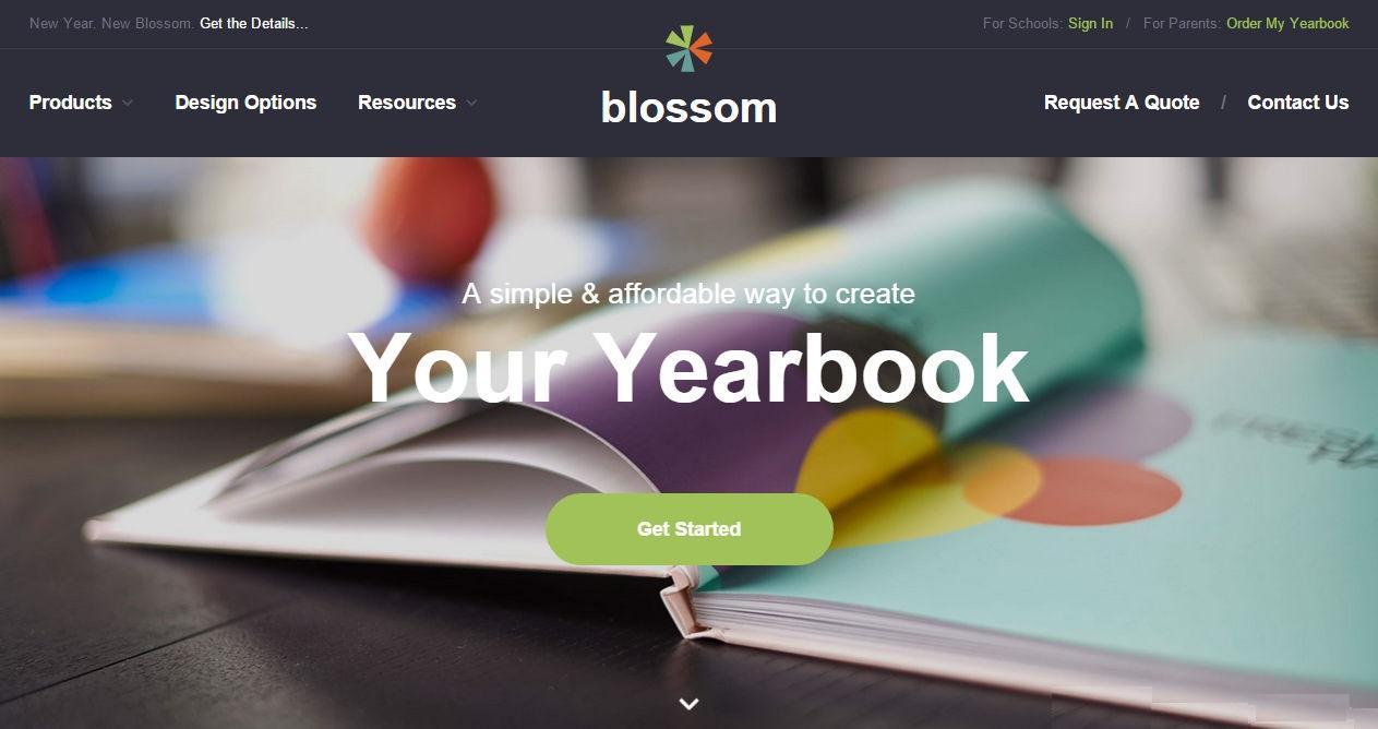 Blossom Yearbooks