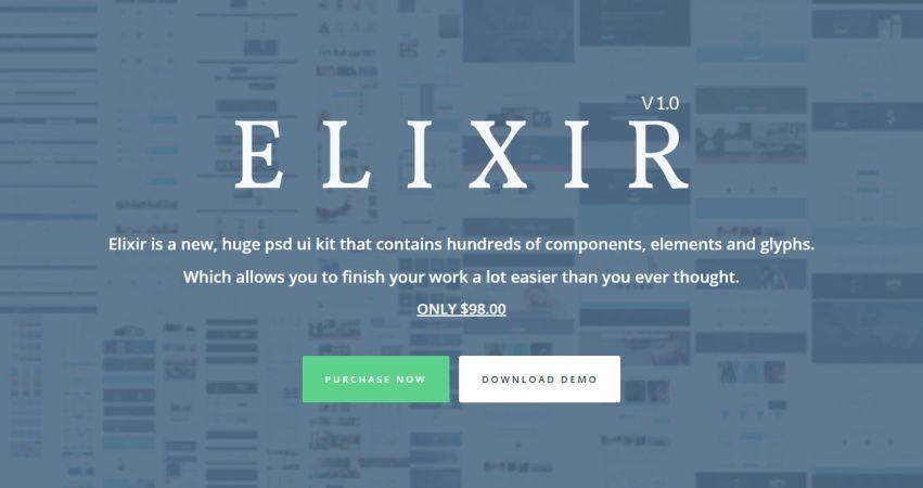 Elixir UI Kit