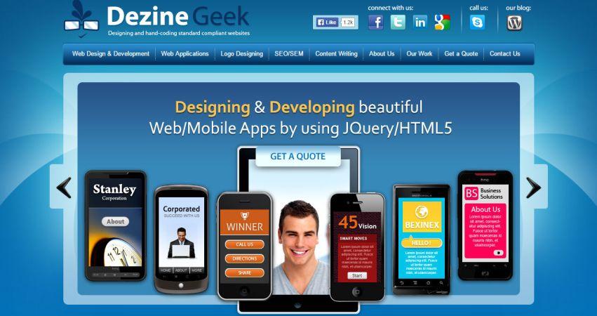 Dezine Geek