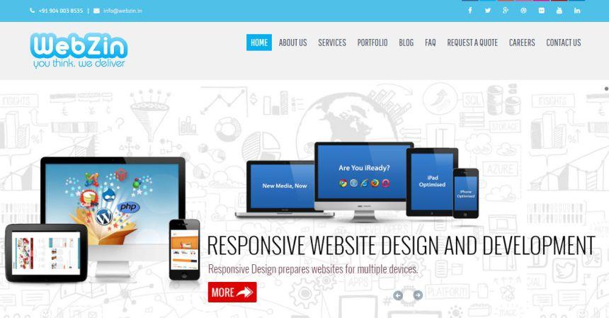 Webzin Infotech