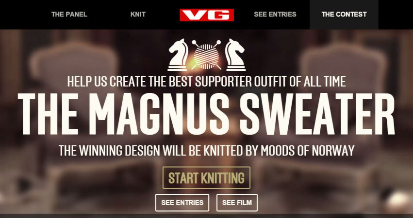 The Magnus Sweater