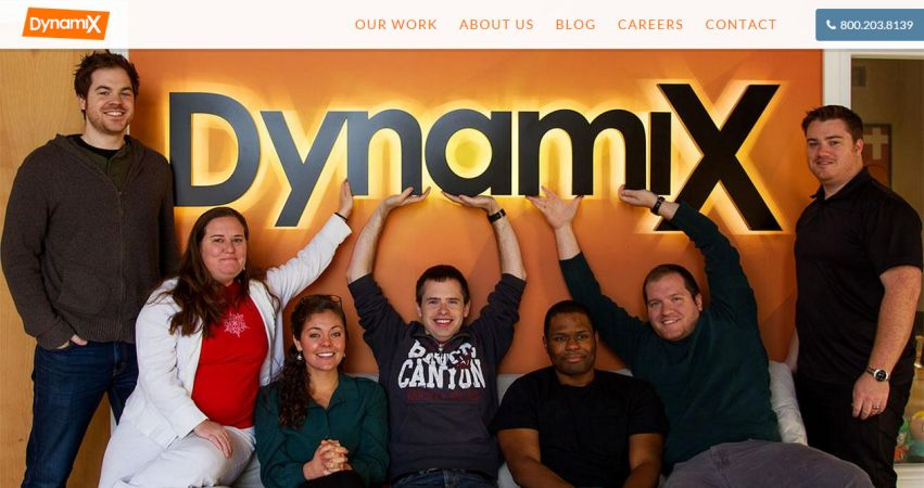 DynamiX Web Design LLC.