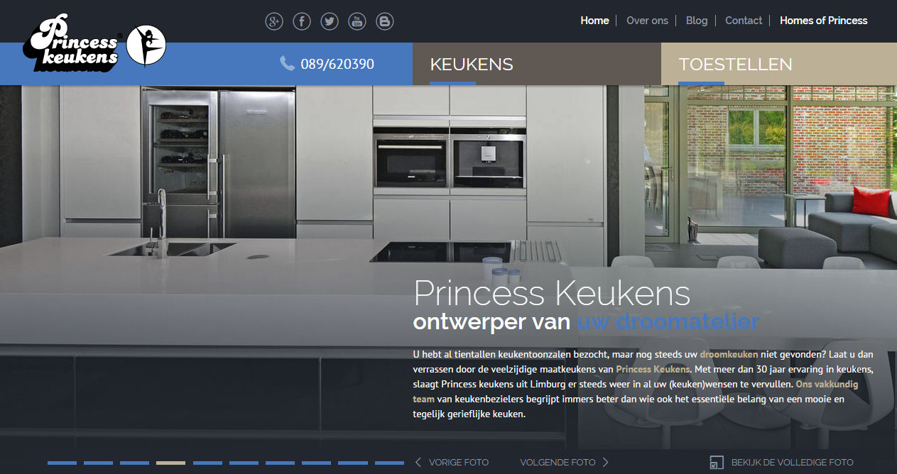 Princess Keukens