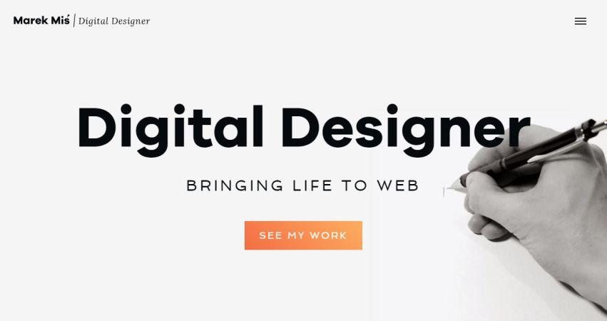 Marek Mis Digital Designer