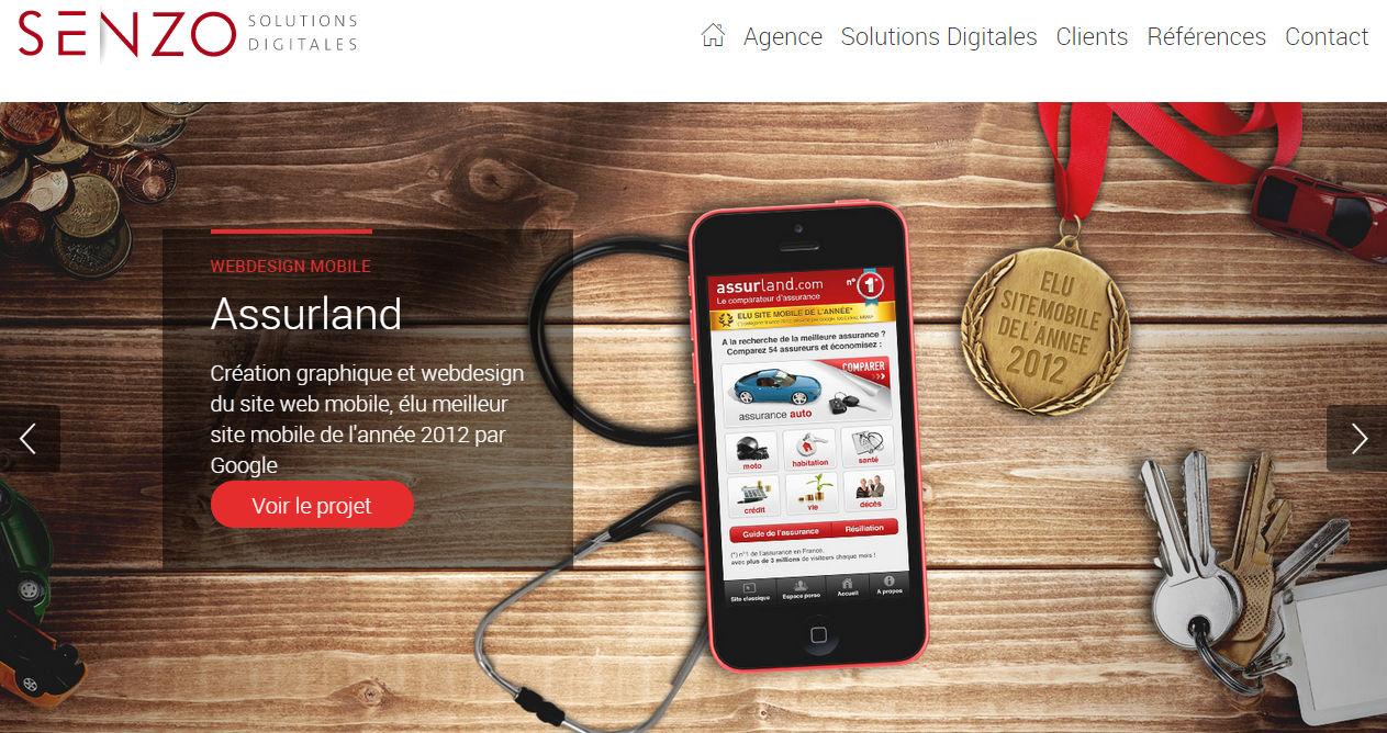 SENZO Digital Agency