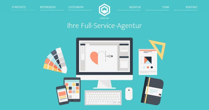 PixelSmart Responsive Webdesign Agentur