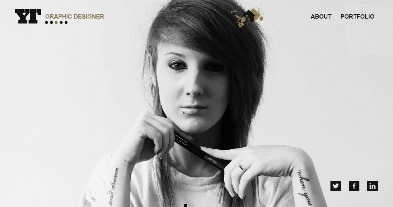 Yasmin Toyah O'Dowd Portfolio