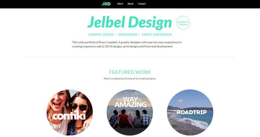 Jelbel Design by Ryan Campbell