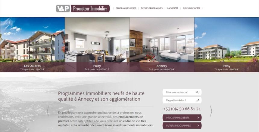 V&P Immobilier - Résidence l'Alexandre