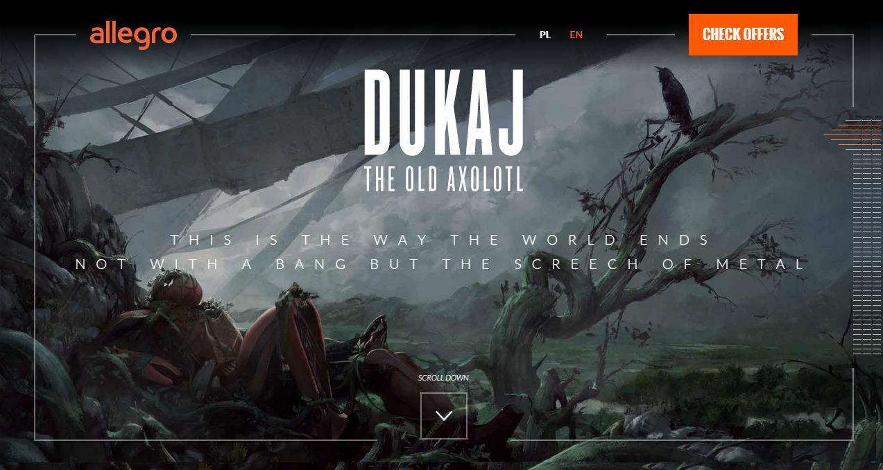 Jacek Dukaj. The Old Axolotl