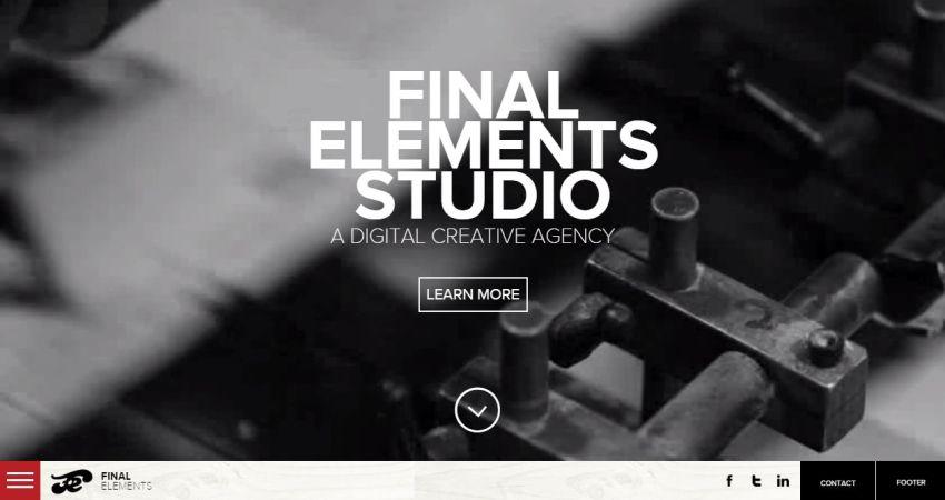 Final Elements Studio