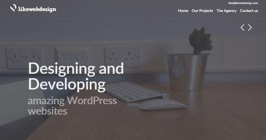 Like Webdesign
