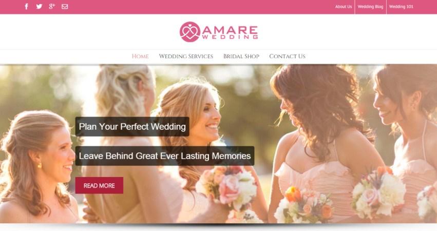 Amare Wedding