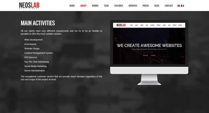 NeosLab® Development