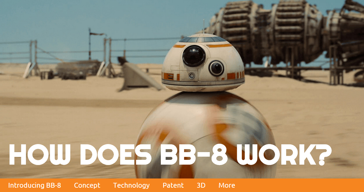 How BB8 Works