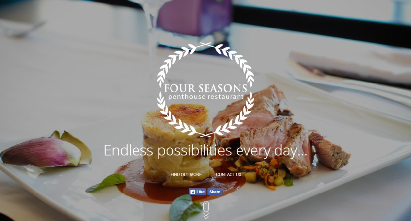 Four Seasons Penthouse Restaurant