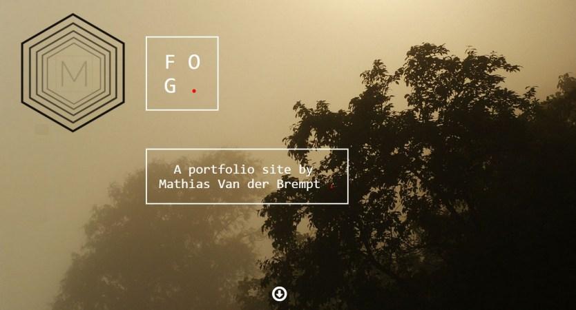 Mathias - Front End Web Developer