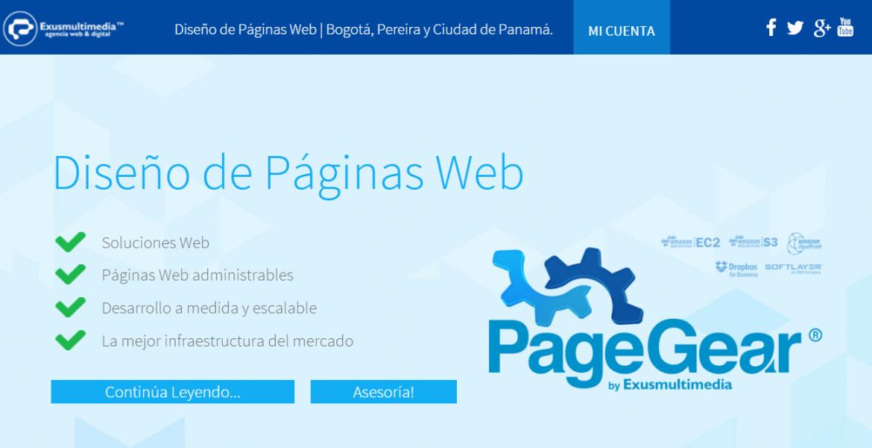 Exusmultimedia Agencia Web