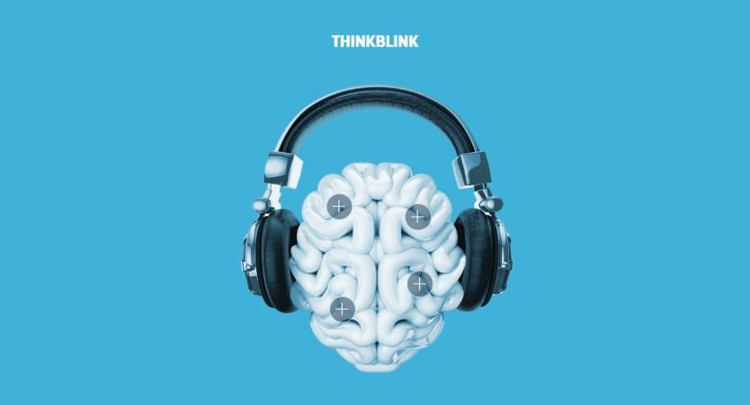 Think Blink Corporate Website